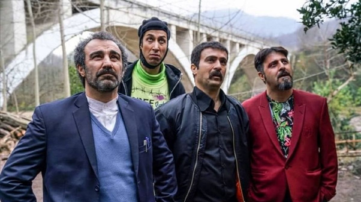 خداحافظی تلویزیون با سریال پایتخت 7 + عکس
