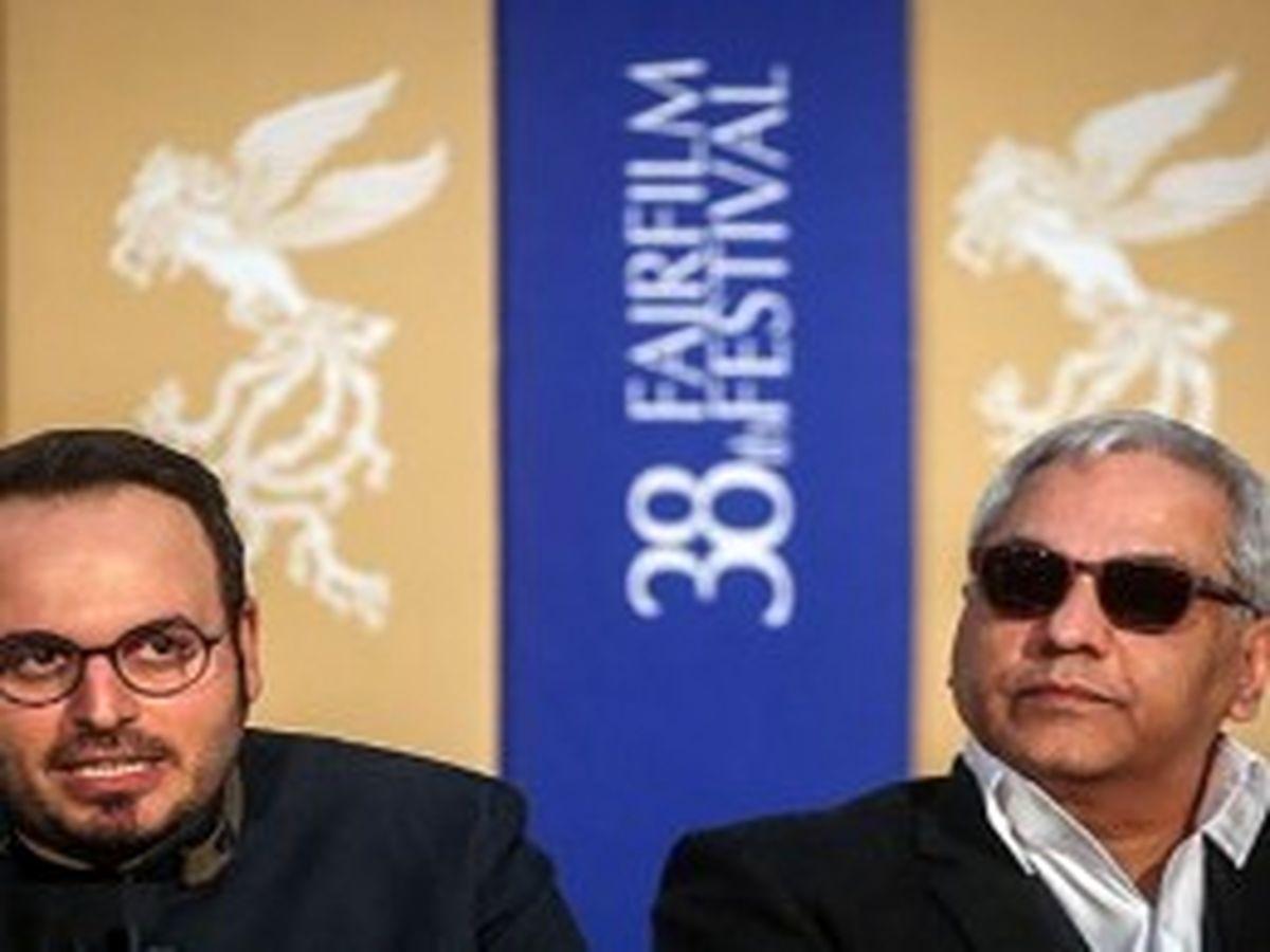 مهران مدیری، داوران جشنواره فجر را تهدید کرد! + فیلم