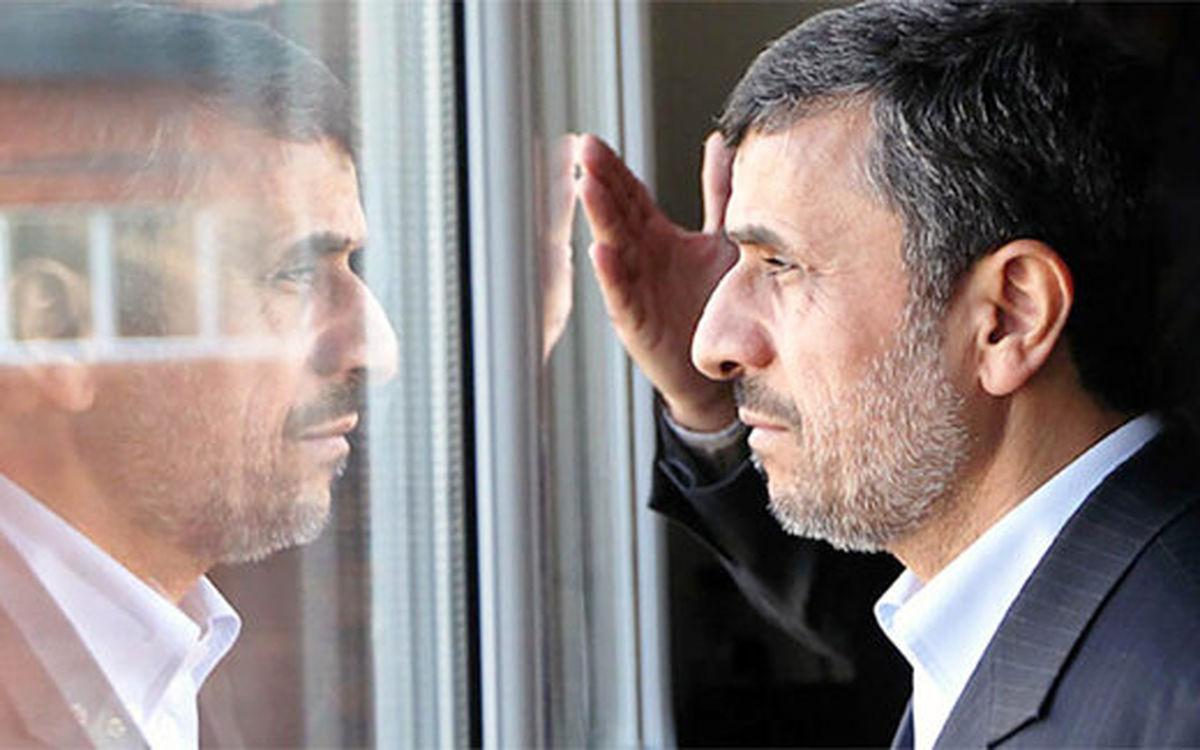 محمود احمدی نژاد جنجال به پاکرد + عکس