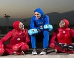 اولین مبارزه خواهران منصوریان در مسابقات حرفه ای داخل قفس