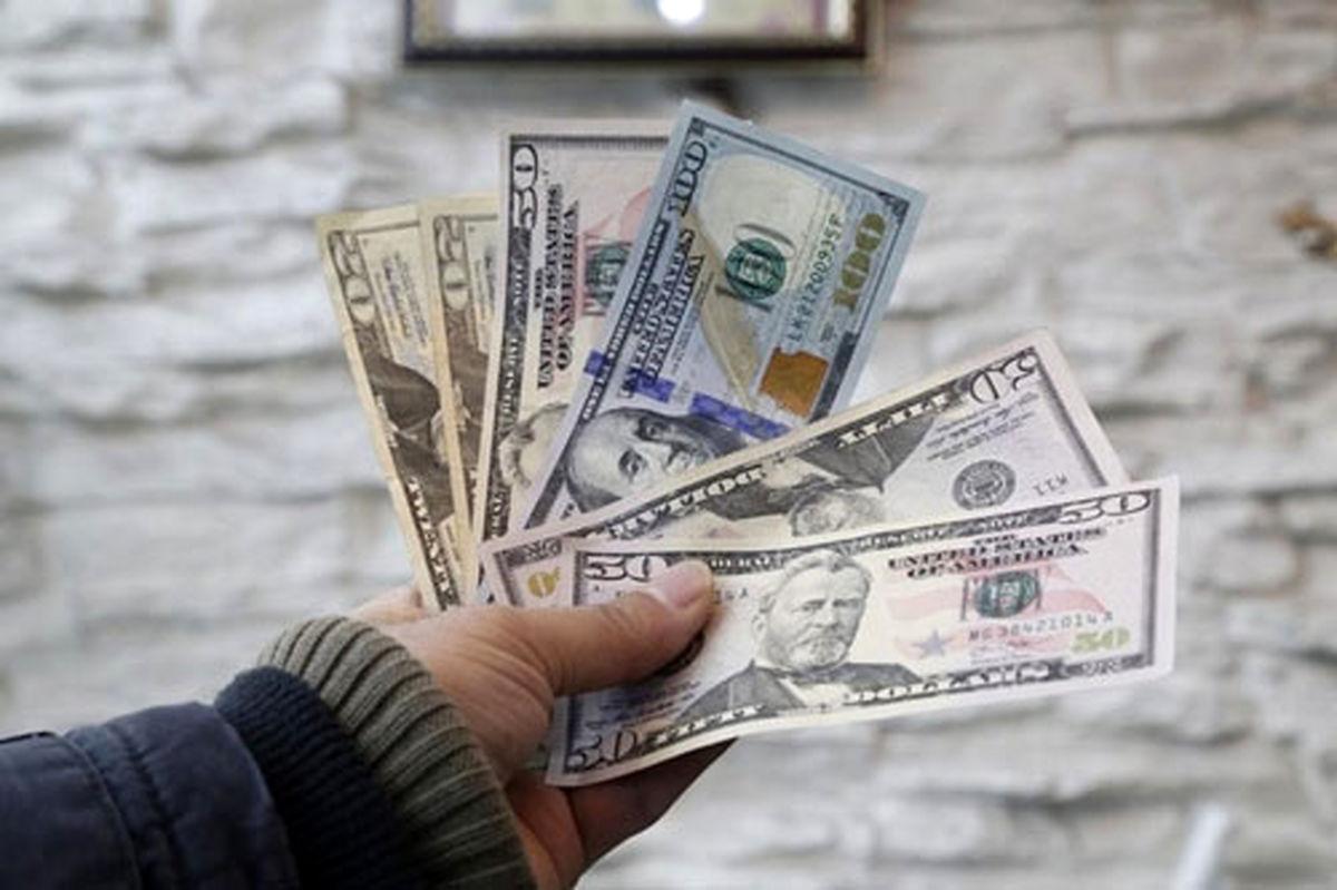 قیمت دلار وارد کانال 32 هزار تومان شد