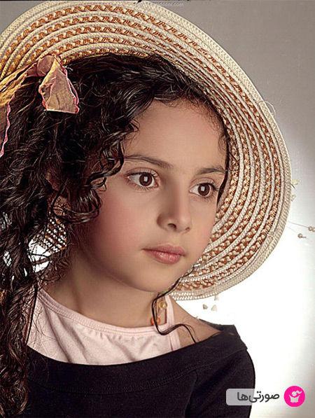 عکس کودکی ترلان پروانه