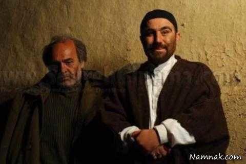 محسن تنابنده و جمشید هاشم پور