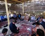 اقدامات قابل تقدیر و بی نظیر شرکت گهر زمین در منوجان