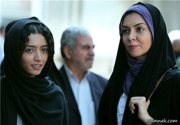 عکس های جنجالی و لورفته آزاده نامداری در آغوش همسرش+بیوگرافی