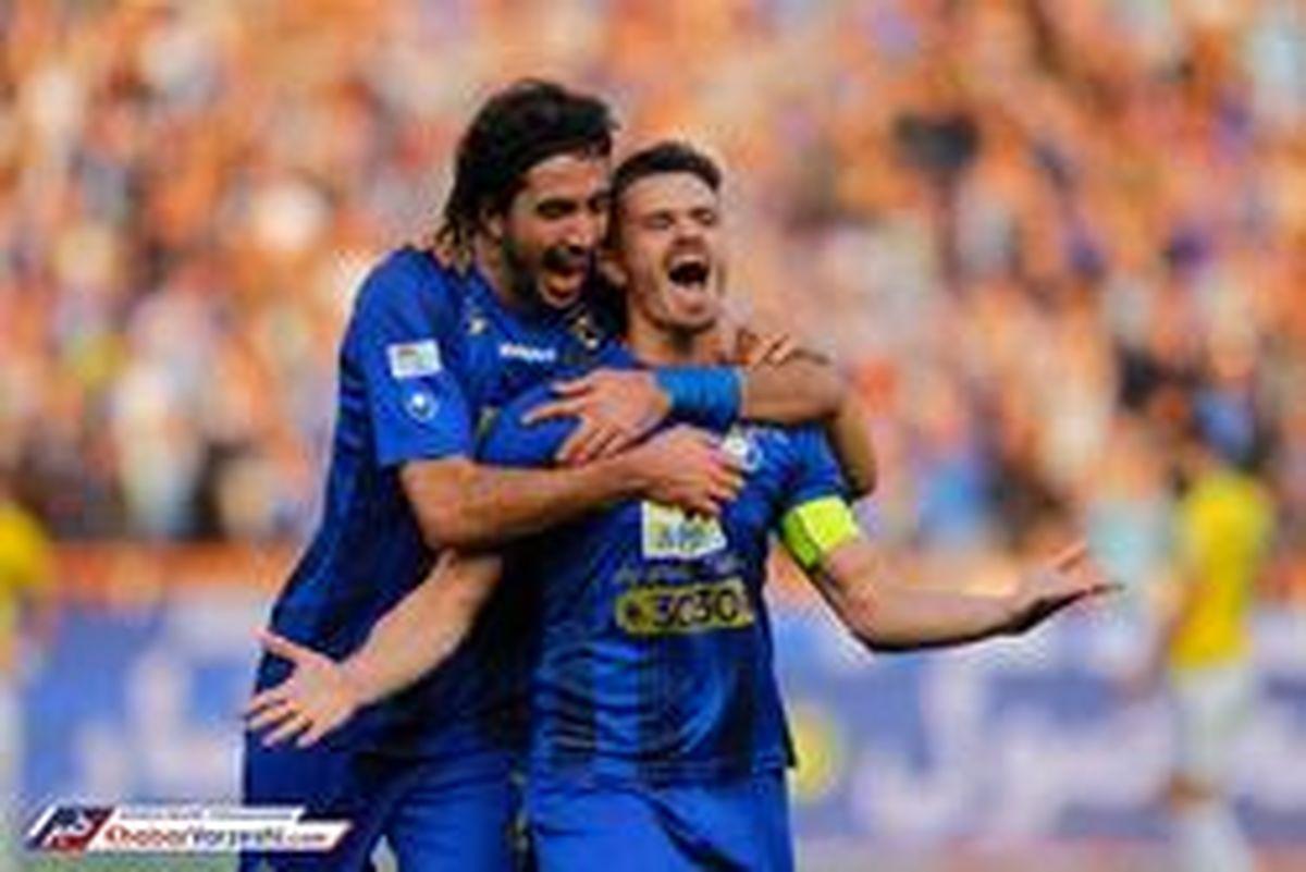 استقلال بهترین تیم ایرانی شد