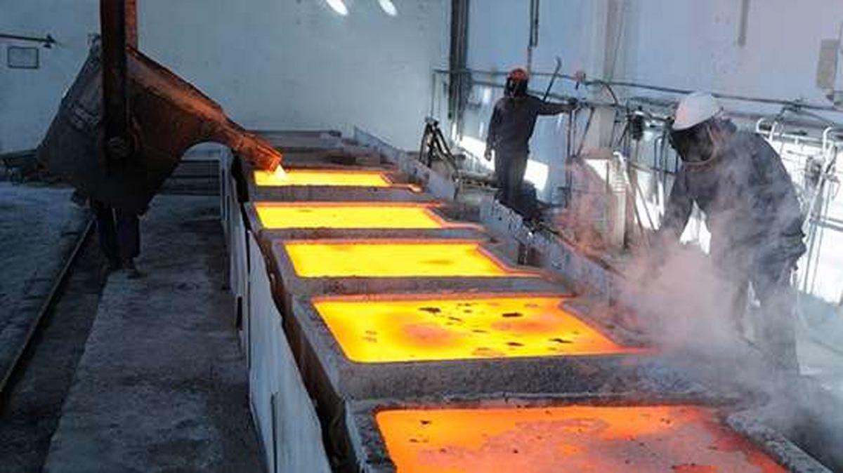 شرکتهای ذوب مس چین تولید خود را کاهش دادند