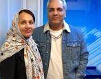 مهران مدیری   شغل همسر مهران مدیری فاش شد + سند