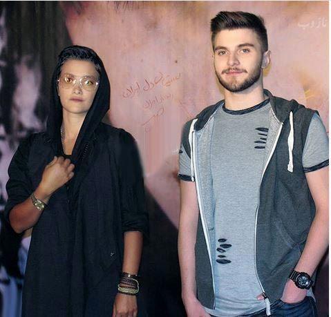 بیوگرافی جدید مونا بانکی پور همسر اول امین حیایی+ عکس های داغ