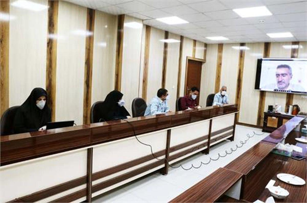 تمدید استانداردهای (ISO 10002 ) و ( ISO 10004 ) به مدت یک سال دیگر برای شرکت فولاد خوزستان