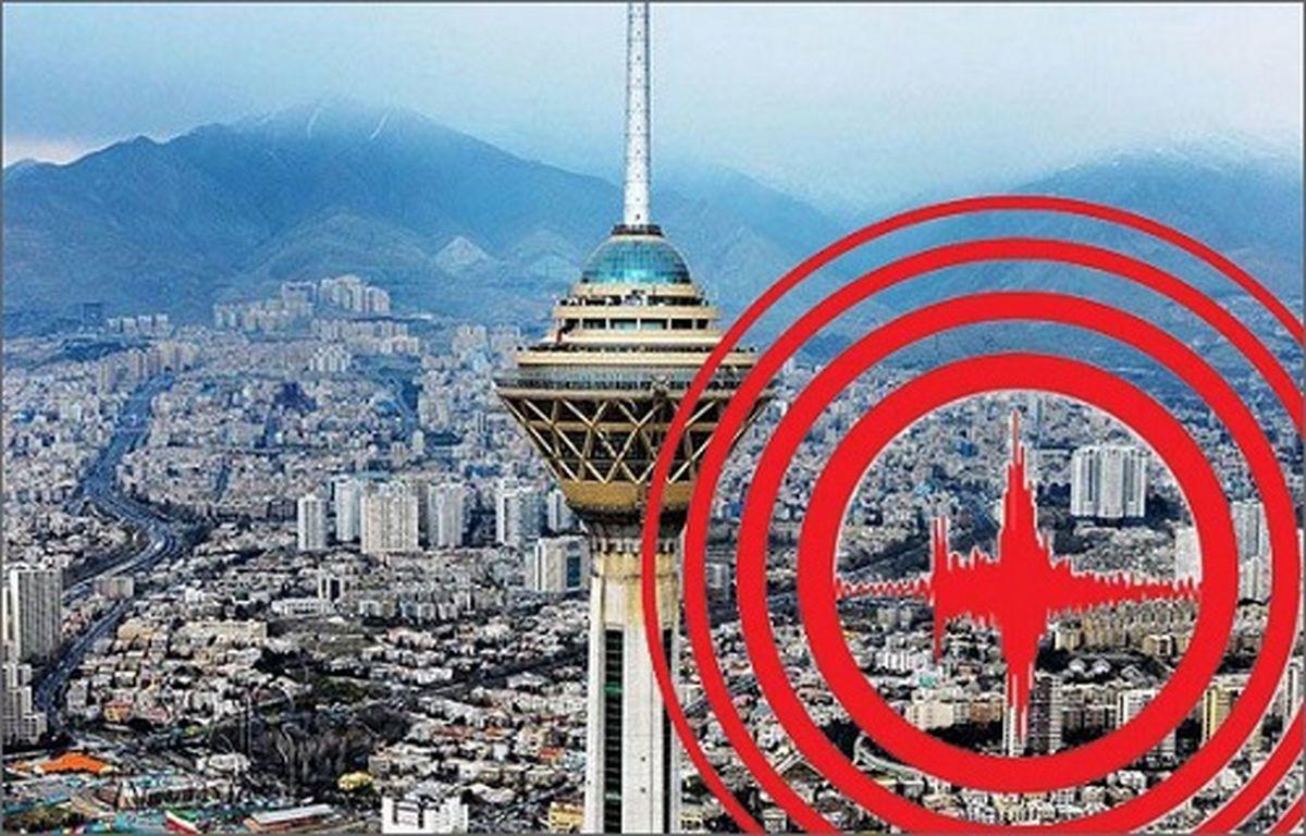 امن ترین نقاط تهران در زمان زلزله