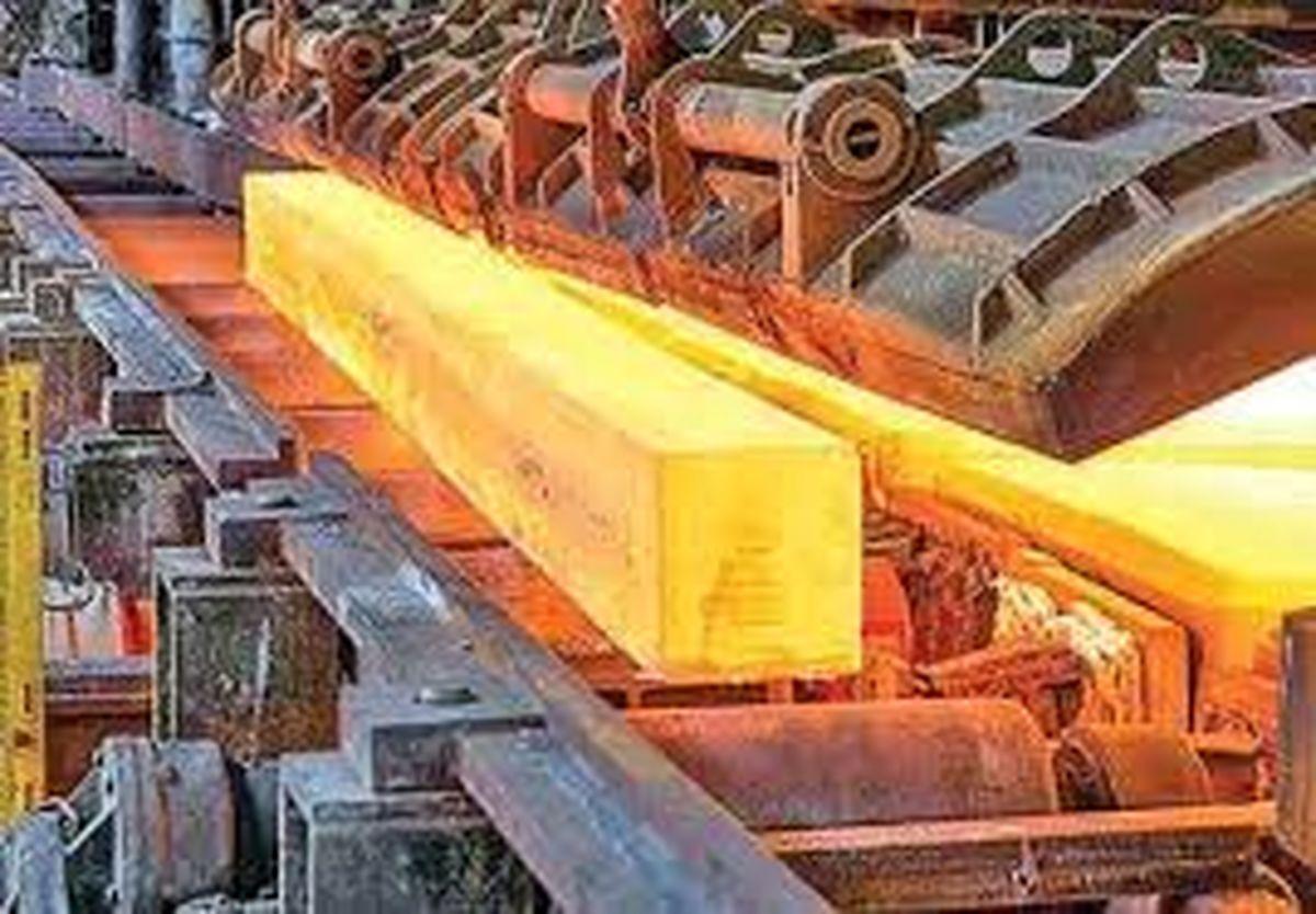 افزایش تولید 7 درصدی «محصولات فولادی» و 6 درصدی «شمش»