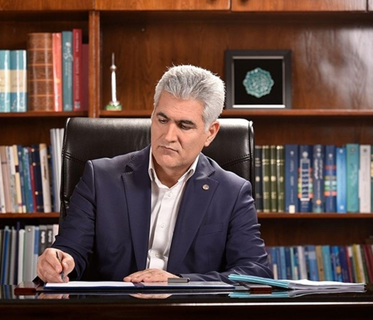 پیام دکتر شیری مدیرعامل پست بانک ایران به مناسبت روز جانباز