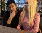 عکس های جنجالی سردار آزمون در آغوش دختر روسی + بیوگرافی و تصاویر جدید