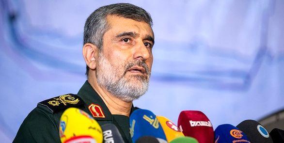 سردار حاجیزاده: امکان کنترل موشکهای سوخت جامد در خارج از جو فراهم شد