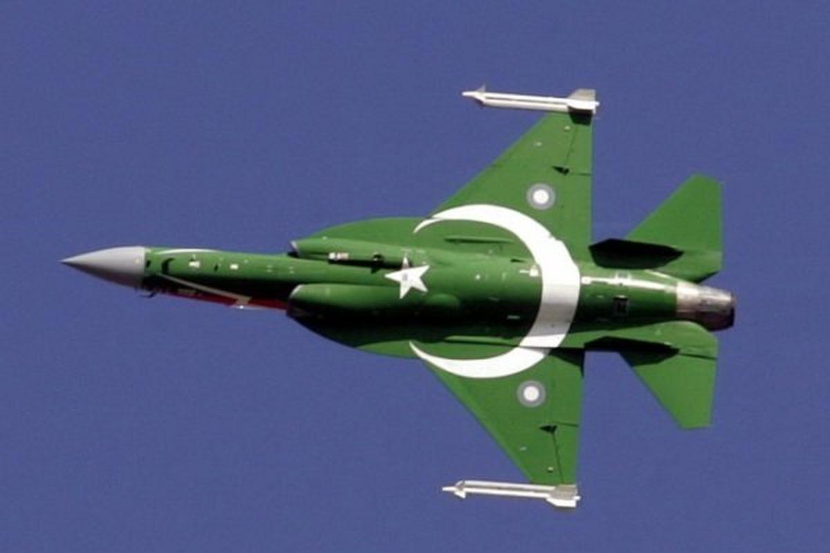 یک جنگنده پاکستانی در پنجاب سقوط کرد