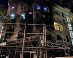 مقصر اصلی حادثه انفجار کلینیک سینا تجریش مشخص شد