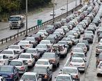 محدودیت ترافیکی جاده کرج چالوس در عید غدیر