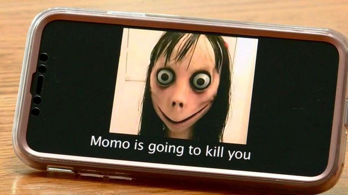 اگر از مومو ترسیدید با این شماره تماس بگیرید