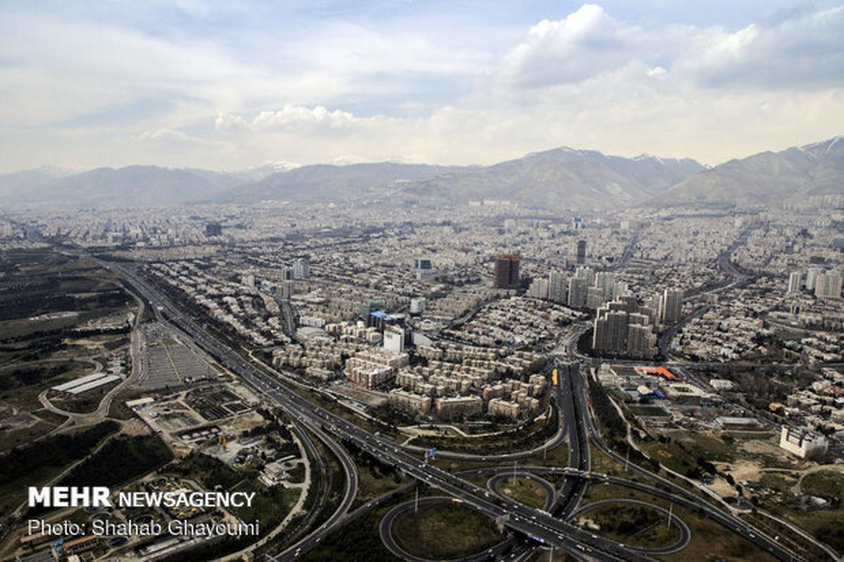 وضعیت هوای پایتخت جمعه 23 اسفند