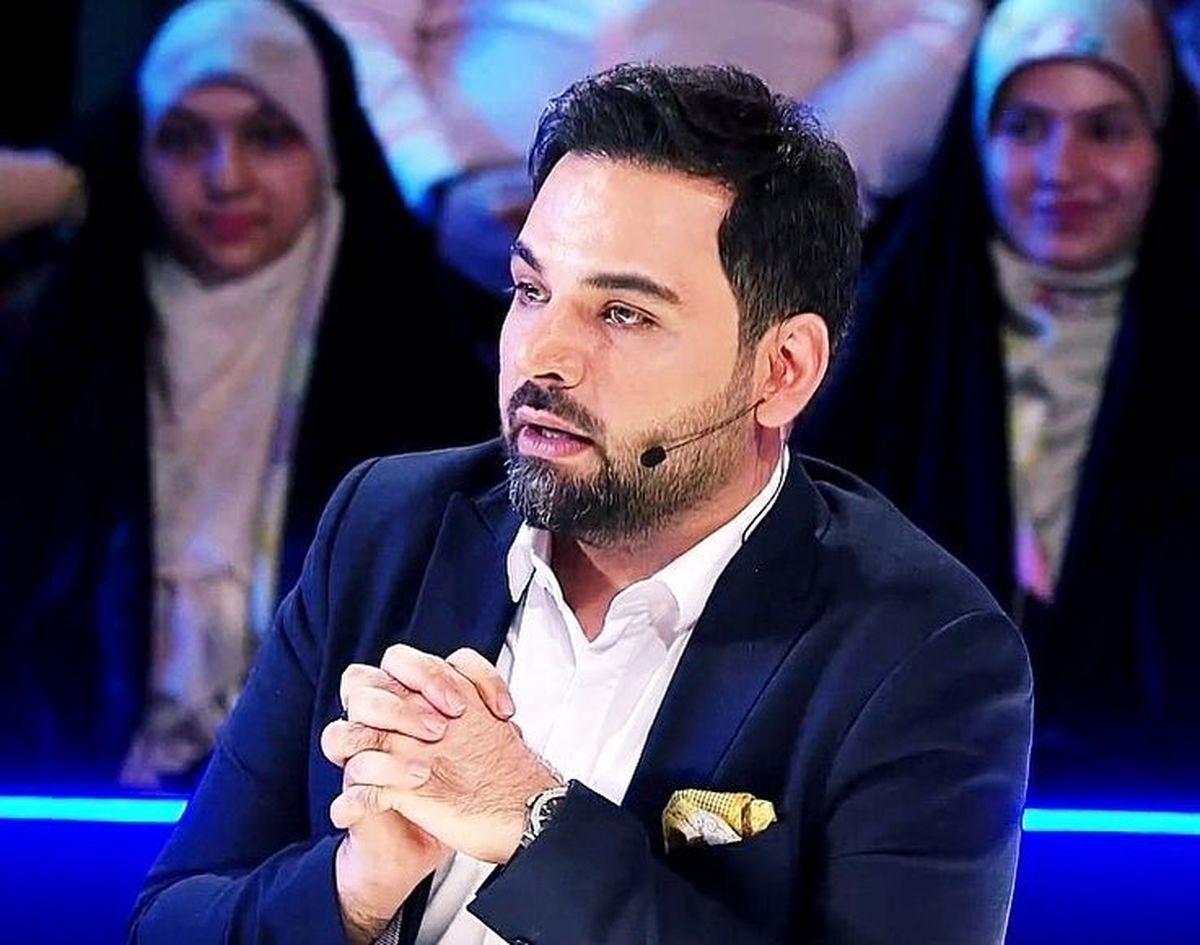 احسان علیخانی در بیمارستان بستری شد + جزئیات
