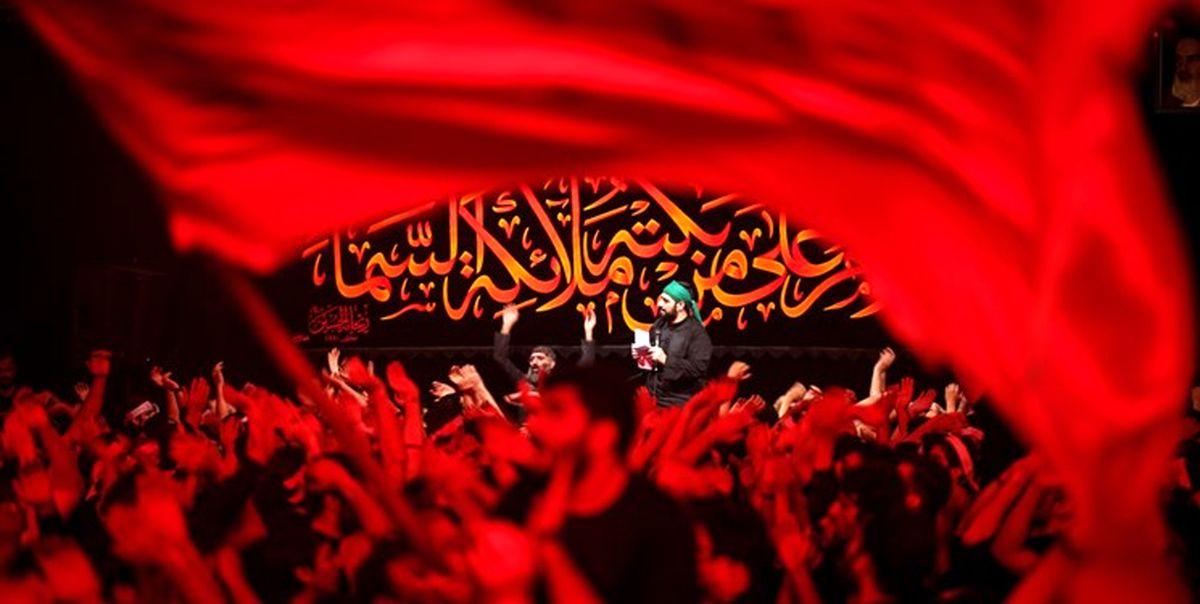گزیدهای از مراسم هیأت صاحبالعصر عج، اراک/ حاج مسعود پیرایش