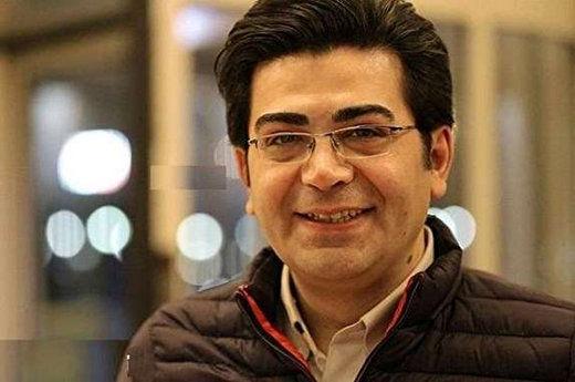 خداحافظی فرزاد حسنی بعد از اولین اجرای نمایش
