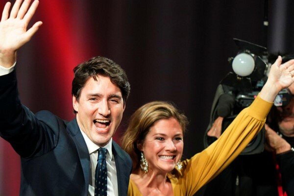 همسر نخست وزیر کانادا به کرونا مبتلا شد