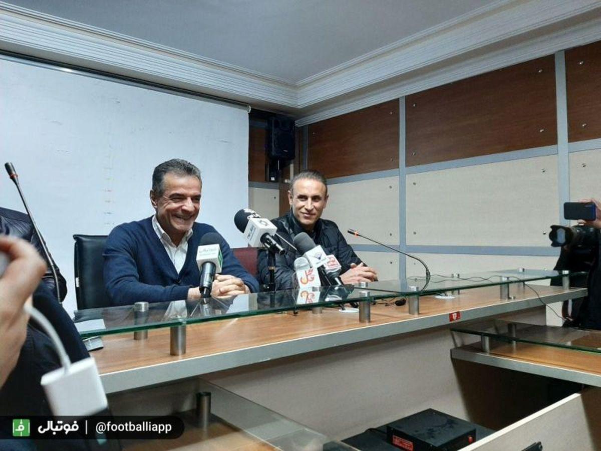 گلمحمدی: حضور در تیم ملی زود بود!