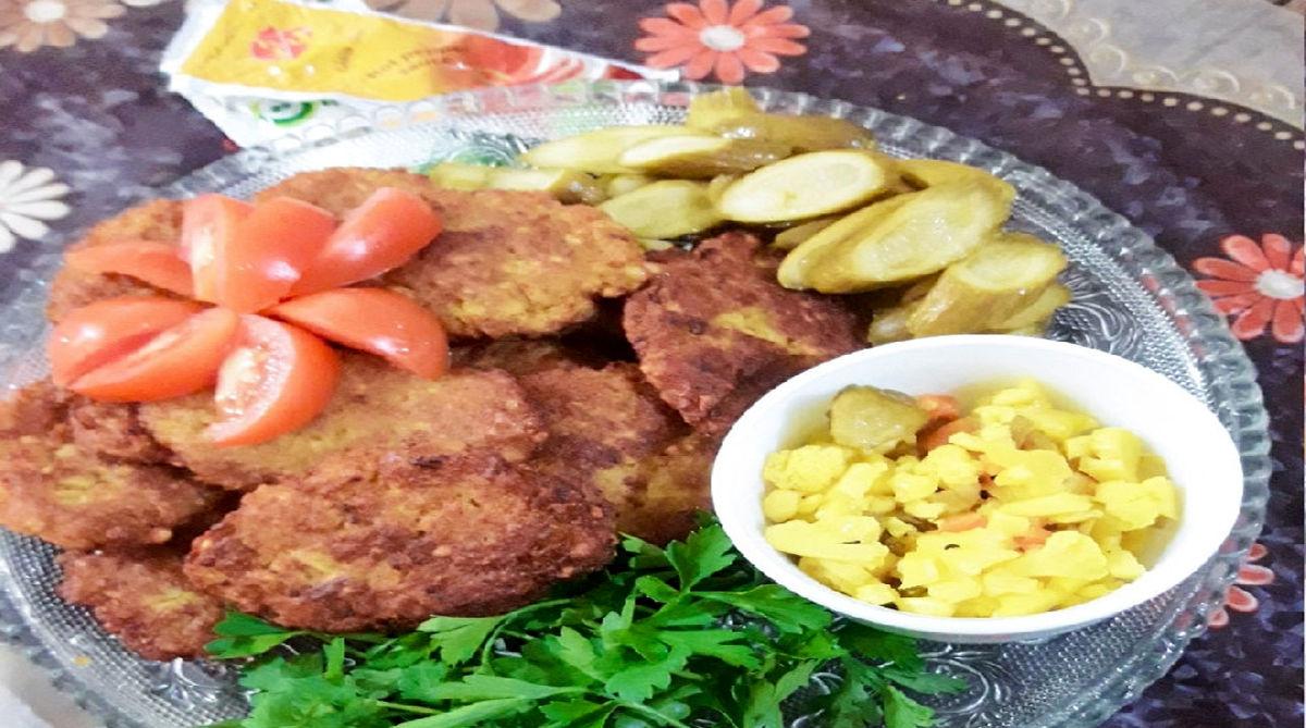 طرز تهیه کوکوی زیره مخصوص افطار و سحر ماه رمضان