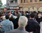 جزئیات تجمع مردم تبریز در حمایت از آذربایجان + فیلم