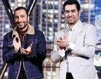 خفت گیری نوید محمدزاده در خیابان ولیعصر تهران + فیلم