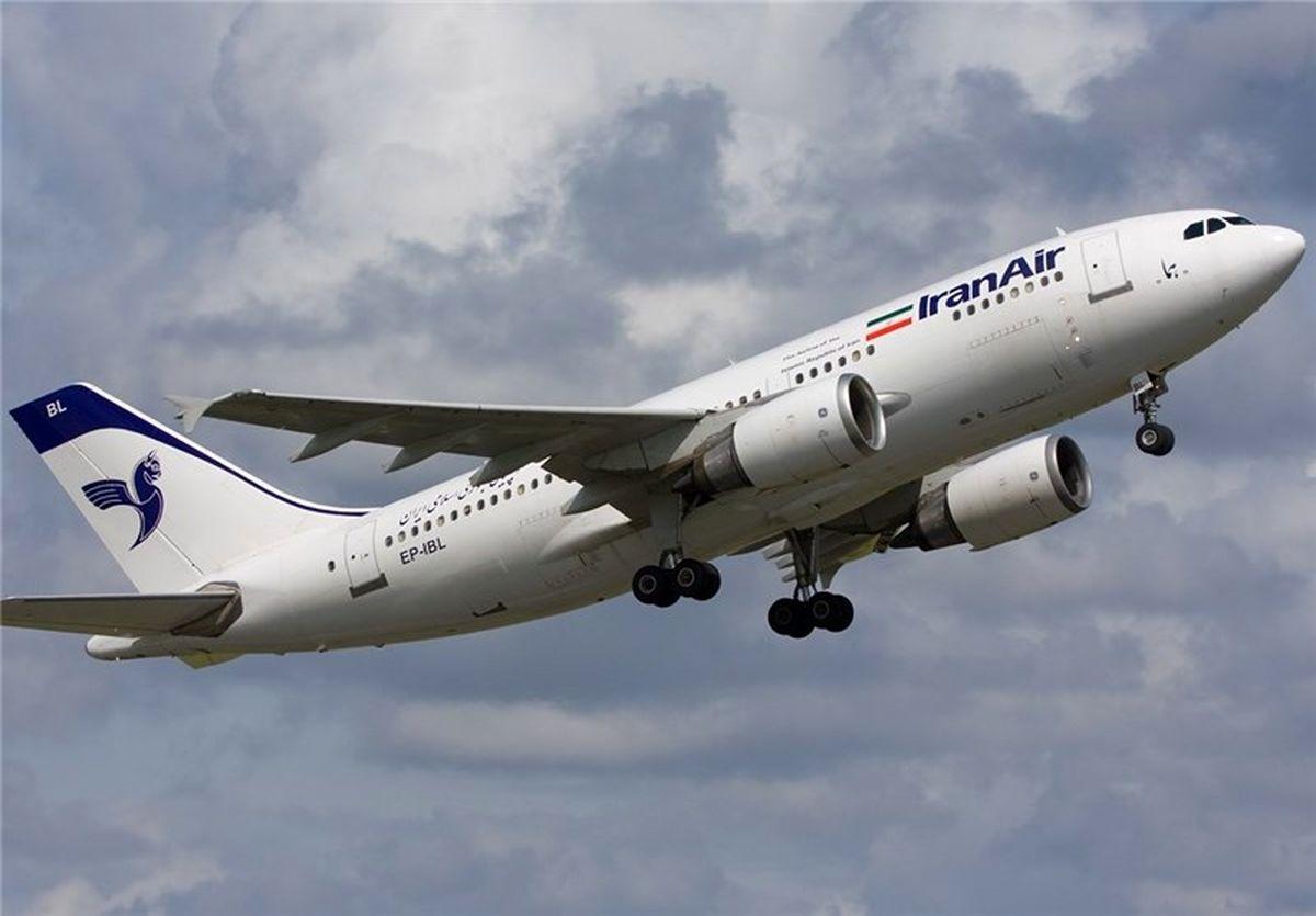 جزئیات ربوده شدن هواپیمای ایرانی و انتقال آن به ایران | عکس