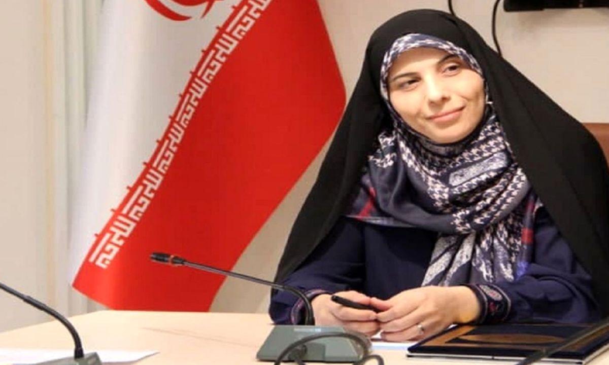انتصاب یک شهردار زن در تهران
