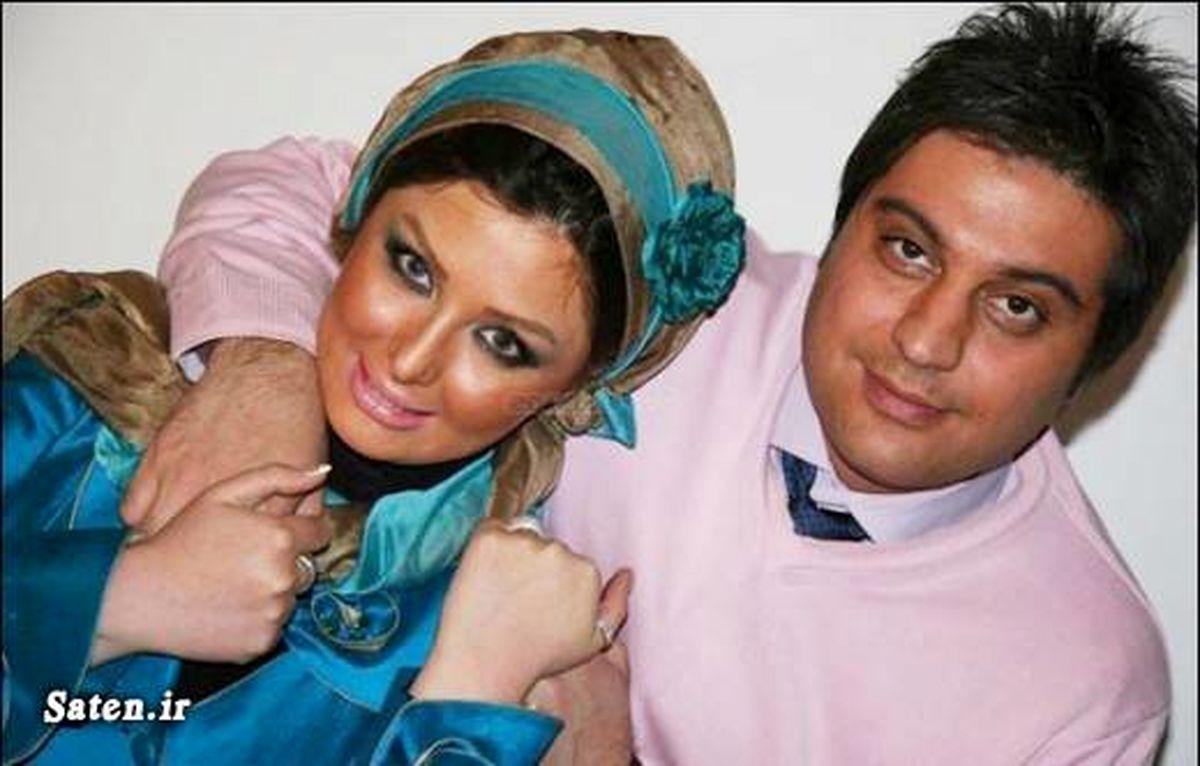 عکس مراسم ازدواج نیوشا ضیغمی و همسرش + عکس