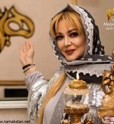بهاره رهنما| عکس های جنجالی سالگرد ازدواج با حضور بازیگران +فیلم و عکس