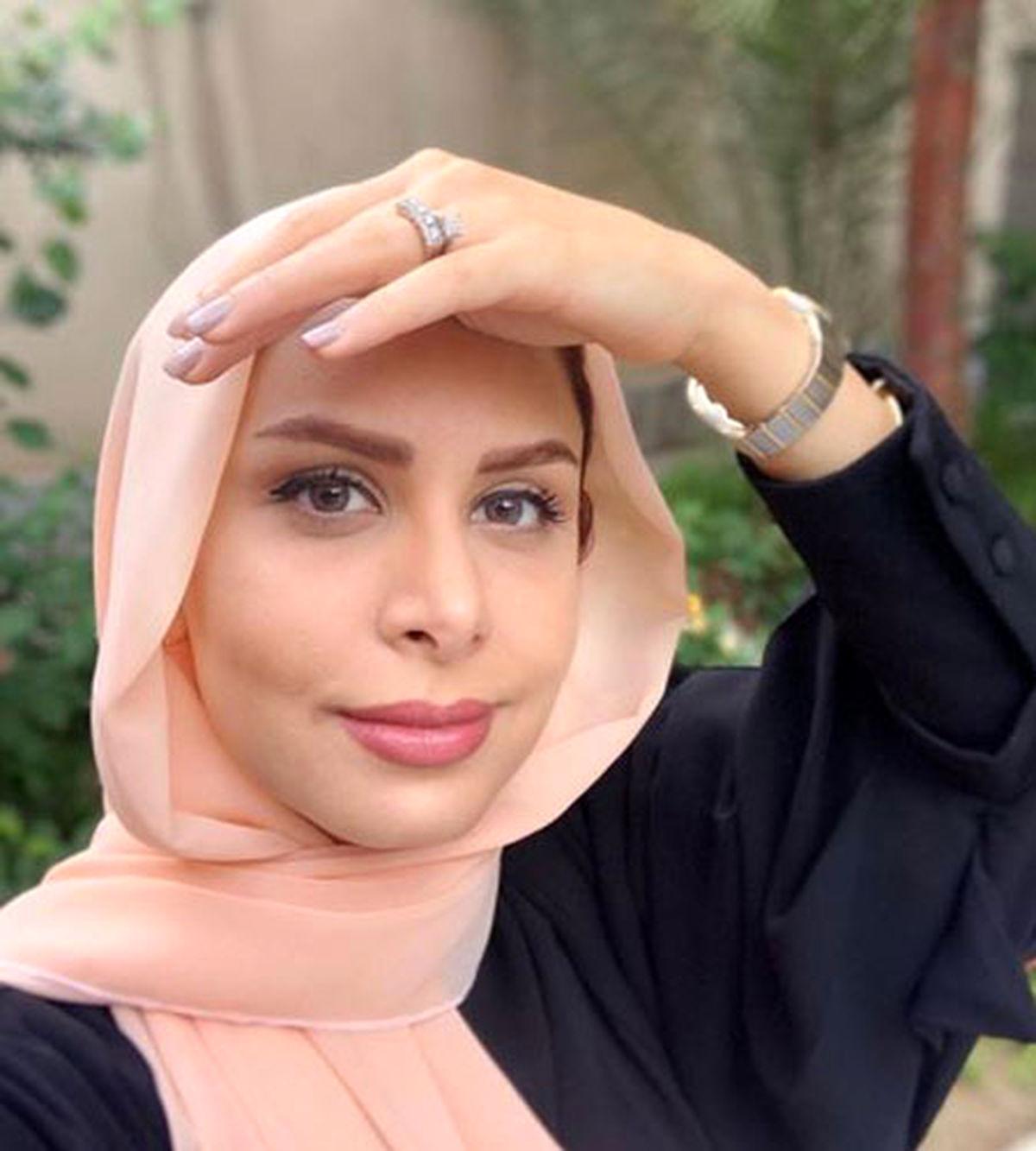 رقص مجری زن معروف لورفت + فیلم