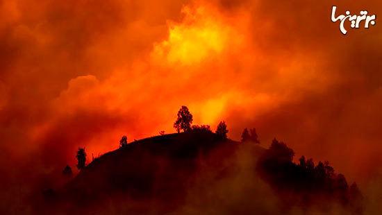 ویرانگرترین و بدترین آتشسوزیهای تاریخ