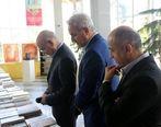برگزاری نمایشگاه کتاب و نوشت افزار در بانک کشاورزی با هدف حمایت از کالای ایرانی