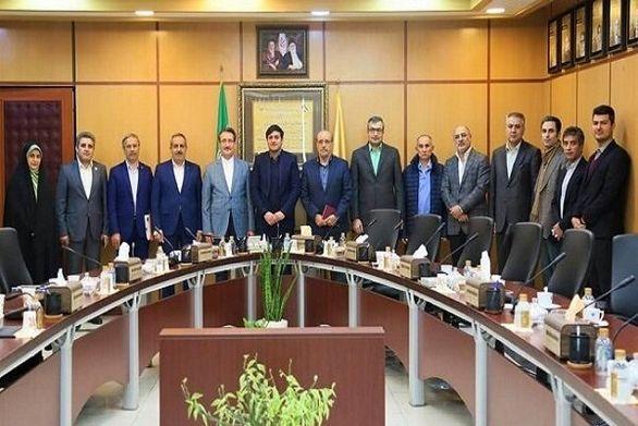 تشکیل کارگروه رفع مشکلات حمل و نقل ریلی بین اتاق ایران و راه آهن