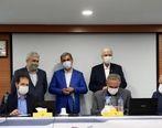 انعقاد قرارداد توسعه دانشگاه خاتم در ناحیه نوآوری پردیس