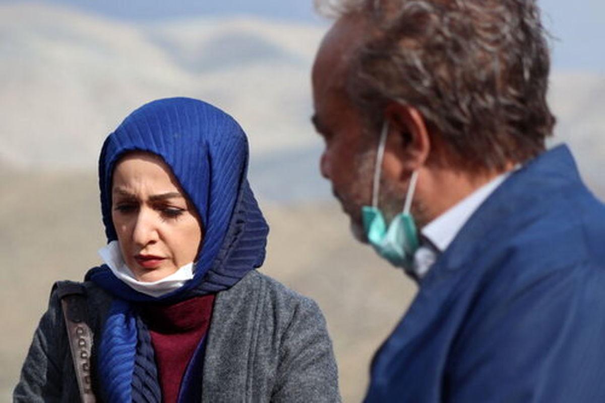 حضور علی صادقی و شقایق دهقان در «نون.خ ۳» + عکس