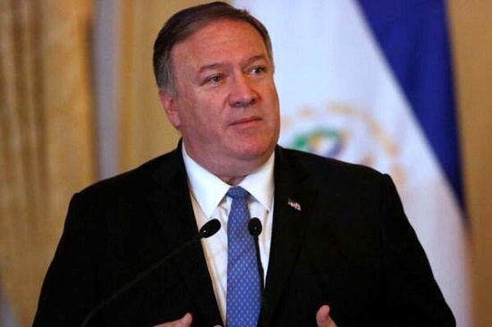 امریکا از مردم ایران حمایت می کند
