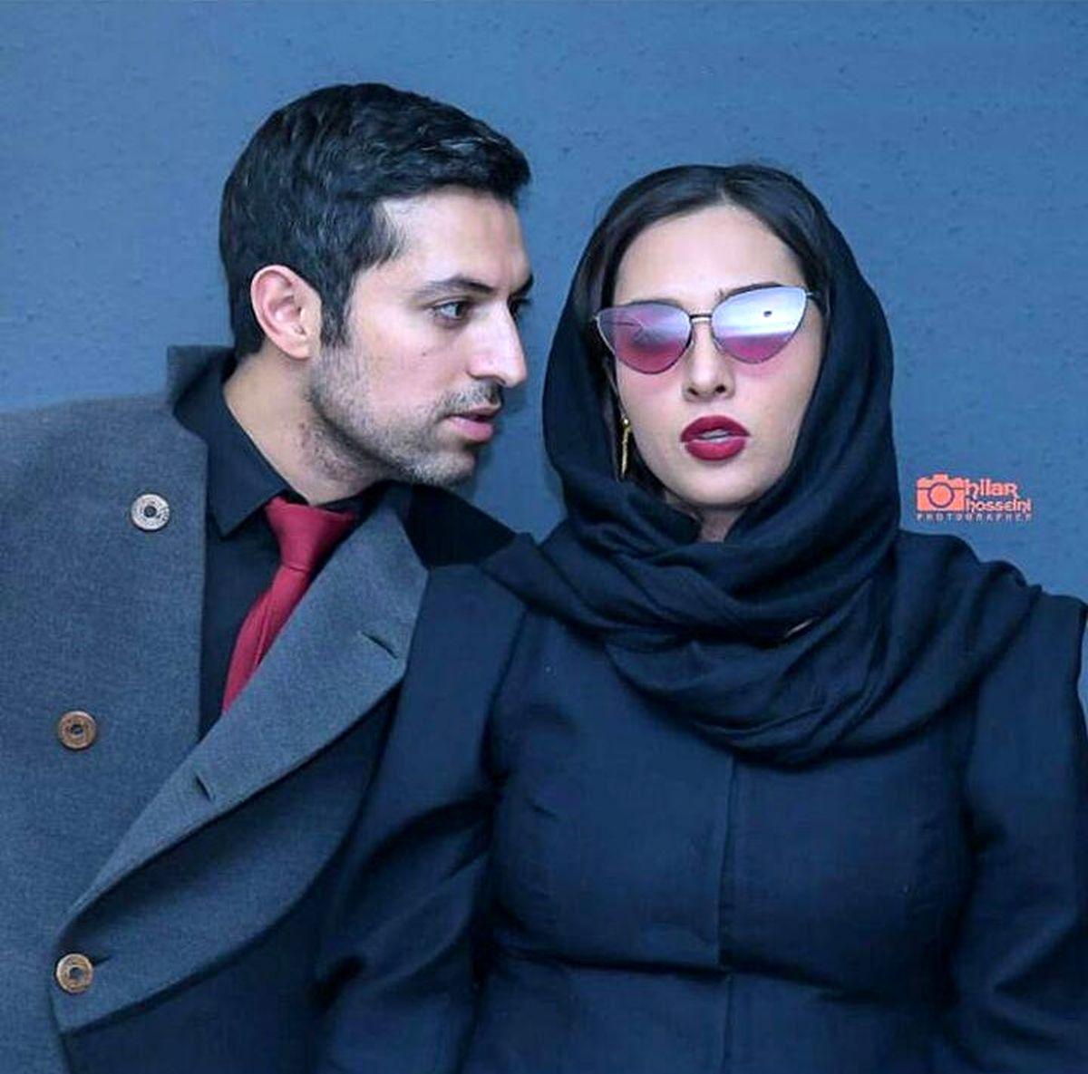 عروس سابق علی پروین با بازیگر مشهور ازدواج کرد + عکس