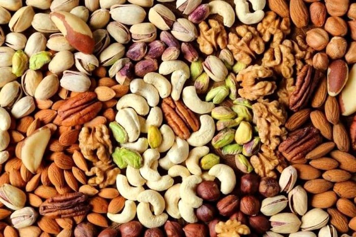 با ۶مغز دانه برای کاهش وزن آشنا شوید