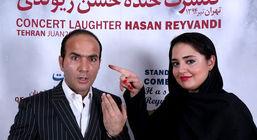 حسن ریوندی ازدواج کرد + فیلم و تصاویر