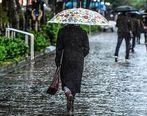 بارندگی شدید در استان تهران