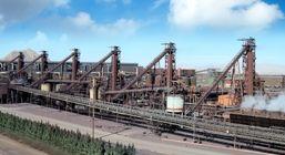 ثبت رکورد تولید روزانه در ناحیه آهن سازی