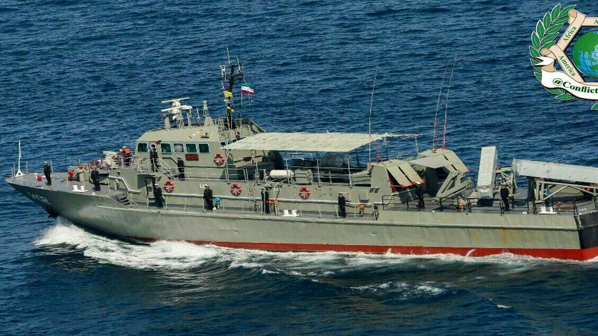 آغاز مراسم تشییع شهدای نیروی دریای ارتش شناور کنارک تا ساعاتی دیگر