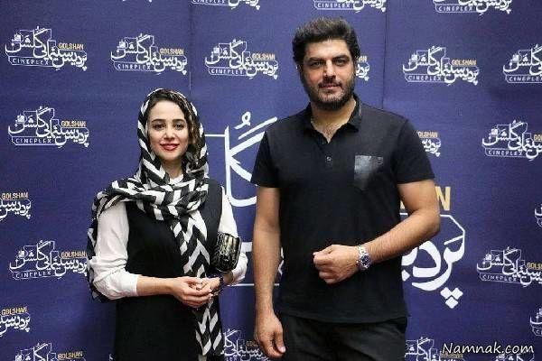 سام درخشانی و الناز حبیبی